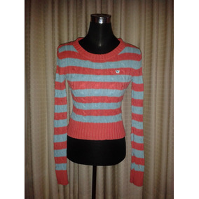 Sweater Mujer Aéropostale Tipo Cropped Crop