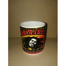 Caneca Cerâmica Bob Marley Reggae