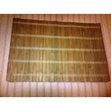 Se Venden Excelentes Manteles De Bambú Nuevos