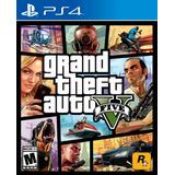 Grand Theft Auto V Gta 5 Ps4 Nuevo Sellado - Mr. Electronico