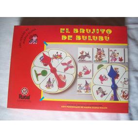 Los Juegos De María Elena: El Brujito De Bulubú. Ruibal.