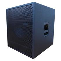 Caixa Sub 12 Ativa Nhl Amplificador 1500rms Falante Jbl