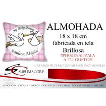 Almohada Con Foto, Recuerdos,para Xv Años, Bodas, Bautizos.