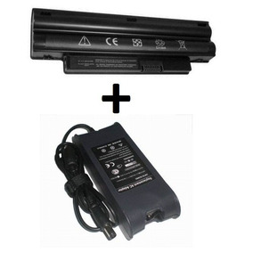 Kit Bateria + Fonte Carregador P/ Dell N4050 N5010 N4010 14r