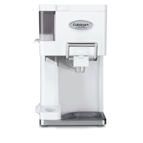 Cuisinart Ice-45 Maquina Para Helados Blanca