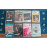 Cassettes Artistas Clásicos Tango-jazz-blues-boleros
