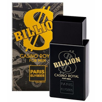 Perfume Billion Casino Royal Masculino Paris Elysees 100ml