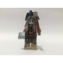 Lego Lone Ranger - Llanero Solitario Tonto Toro Original Mym
