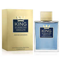 King Of Seduction Absolute 200 Ml De Antonio Banderas