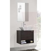 Esatto® Mueble Baño Dcta Maya Plus Lavabo Cerámica Llave