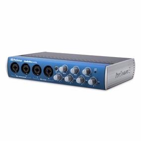 Presonus Audiobox 44vsl 4 X 4 Usb 2.0 Recording System
