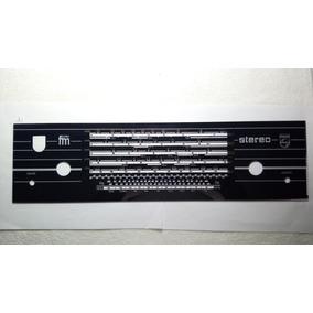 Dial De Eletrola Philips Fr 680
