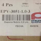 Pistones Daewoo Nubira/tacuma/espero 2.0 En Medida 040