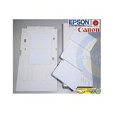 Super Promo Bandeja Epson L805 T50 Abs Canon+ 50 Pvc&envio