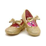 Sapato Minie Mouse Gliter Dourado Disney Store Oficial T=26