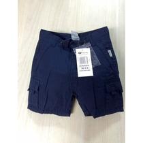Shorts Bebê Masculino Hering - Tamanhos - P - M - Bebê