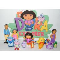 Tb Dora La Exploradora Dora The Explorer Deluxe Figure Set
