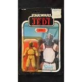 Star Wars Vintage Kenner Klaatu Skiff Guard Cerrado Blister