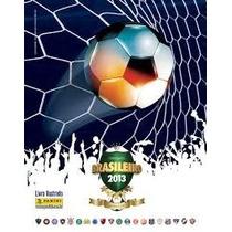 Álbum Campeonato Brasileiro 2013 Capa Dura
