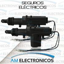 2 Seguros Electricos Para Auto Servos Actuadores Nuevos