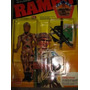 Muñeco Rambo Crel Trautman Dec. ´80 Nuevo S/ Uso En Blister!