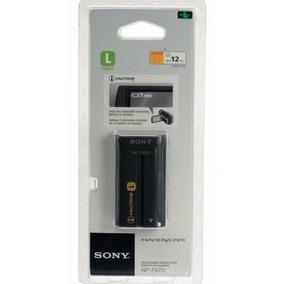 Bateria Np F970 Original Longa Duração Pd170 Z1, Z5, Z7,nx5