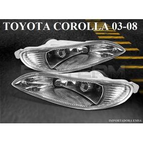 Halogenos Toyota Corolla 05 - 08 ,oferta