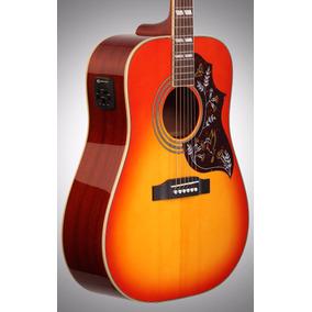 Guitarra Electro Acústica Epiphone Hummingbird Pro