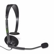 Fone De Ouvido Original Xbox 360 Headset Microfone Chat