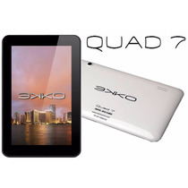 Tablet Android 4.2 Quad Core 8gb Wifi 3g 7pol Branco Anatel