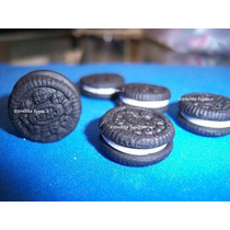 Mini Galletitas Oreo En Porcelana Fria
