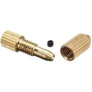 Mini Mandril Pinça 0.0-0.7mm Retífica Encaixe 3,17mm Dremel