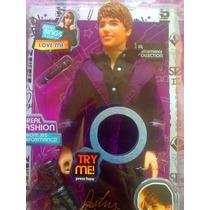 Muneco Justin Bieber Con Cancion Love Me