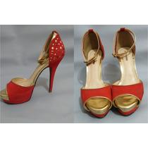 Sapato Feminino, Sandália Botero, Nº 34