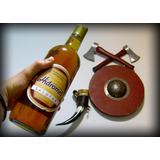 Bebida Dos Vikings: Hidromel Salutar 1 Litro Receita Nórdica