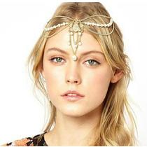 Bellydance-tribal-cigana-dança Ventre - Tassel Headband