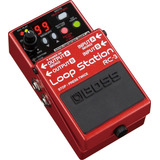 Pedal Looper Boss Rc-3 Loop Station Não Ditto Digitech