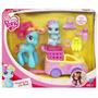 Tb My Little Pony Newborn Cuties - Rainbow Dash And Mama