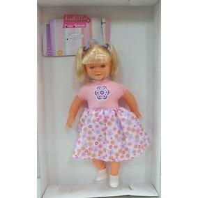 Boneca Isabela 30 Frases