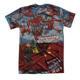 Camiseta Banda Guns N