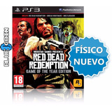 Red Dead Redemption Ps3 - Fisico Sellado Día Del Niño