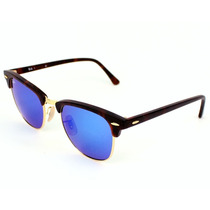 Ray Ban Clubmaster Rb3016 W 0365 1145/17 Talle 51 / 21 3n