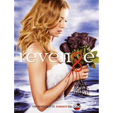 Dvd Revenge 1ª 2ª 3ª E 4ª Temporada Frete Gratis