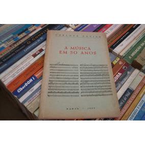 A Música Em 50 Anos De Carlota Xavier #