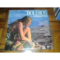 Lp Vinil Boleros Inesqueciveis Vol. 1
