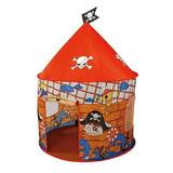 Carpa Casa Pirata Espacial Carro Juego Niños Campin Escuela