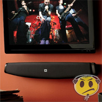 Caixa Barra Jbl Sb100 Home Theater Soundbar Som Tv Kadu Som