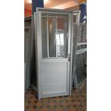 Todo En Aluminio Todas Las Medidas Puerta $ 6000