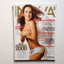 Revista Nova Nº315 Gabriela Duarte Ano 1999