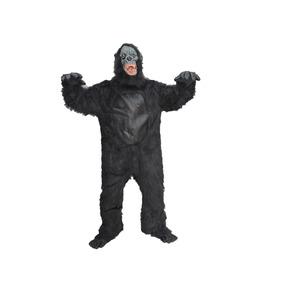 Fantasia Macaco,gorila,pelucia,personagem,mascote,animação